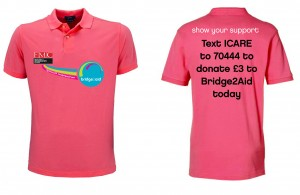 Example of personalised shirt