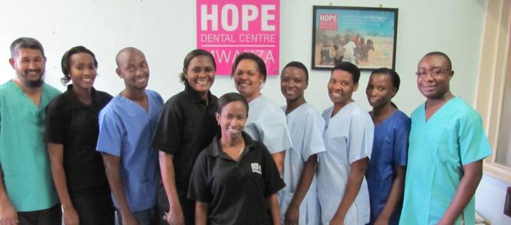 The HOPE team