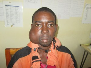 Faustine sold half of his farm to get dental care